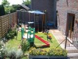 Gite de chéravoie-jardin
