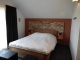 Les Gîtes du Moulin-Rose - Trois-Ponts - Chambre lit double