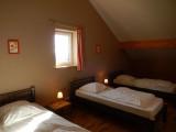 Les Gîtes du Moulin-Coquelicot - Stavelot - Chambre lits simples