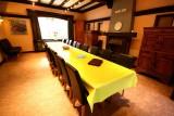 Gîte Warch'Anne - Bévercé - salle à manger