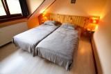 Gîte Warch'Anne - Bévercé - chambre