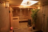 Sweet Home Spa sauna