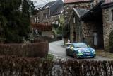 Spa Rally - Porsche