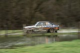 Spa Rally - Ford Escort MK2