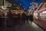 Liège - Marché de Noël de Liège - Place du Marché