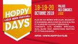 Hoppy Days - Liège - Affiche