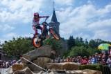 Comblain-au-Pont - Trial GP Belgium - Démonstration sur rocher