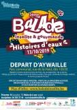 Balade insolite - Aywaille - Affiche