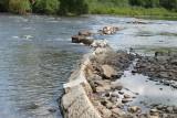 Vestige du barrage du Coleu - Esneux