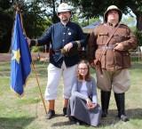 Fort Hollogne - Grâce-Hollogne - Reconstitution avec figurants