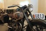 Musée de la Vie Wallonne - Expo Moto 1900