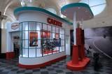 Musée de la Vie Wallonne - Expo Moto - Station d'essence