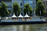 Apéro sur Meuse - Liège - Vue générale du bateau