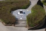Balades au Sart Tilman : 5 circuits Art, Nature et Architecture - Labyrinthe