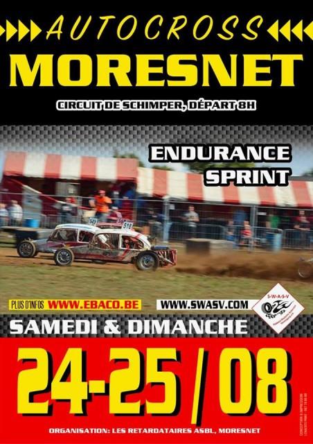 Autocross Les Retardataires   © ASBL Les Retardataires