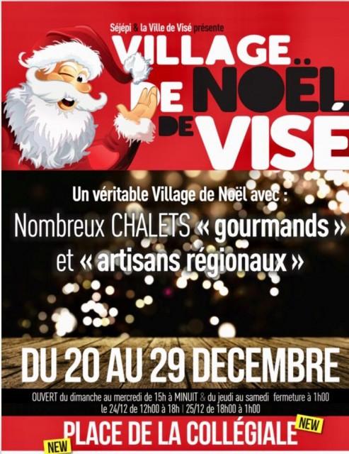 Village de Noël Visé