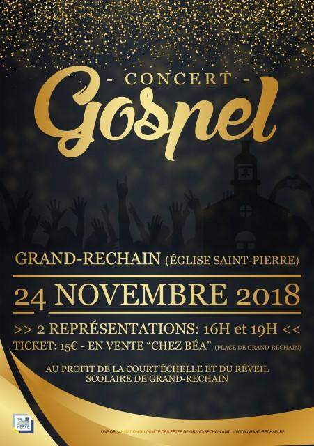 Gospel GR 2018 | ©