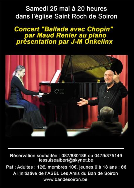 Concert Ballade avec Chopin | ©