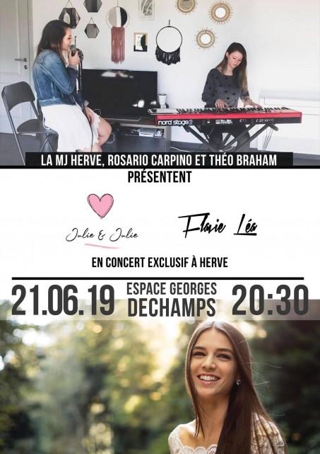 Concert de Julie Carpino | ©