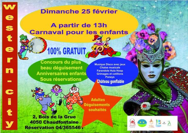 Carnaval pour enfants | ©