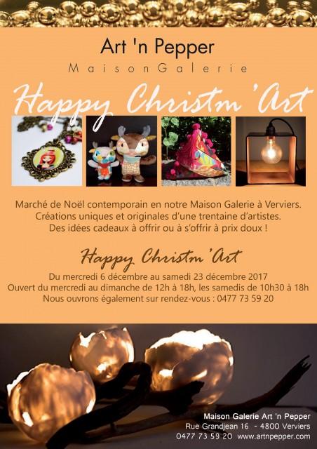 Happy Christm'Art