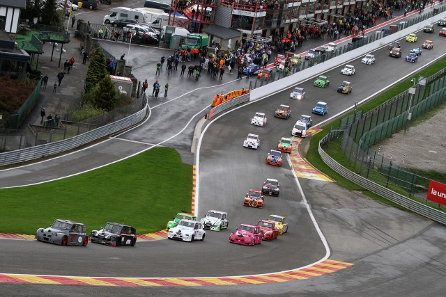 Spa Francorchamps - 24H 2CV   © Jacques Letihon