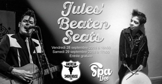 Jules' Beaten seats | ©