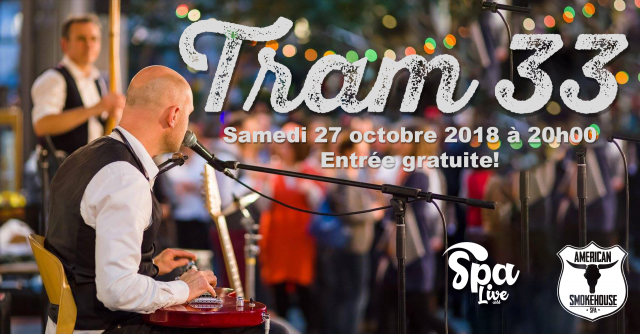 Concert Tram 33 | ©