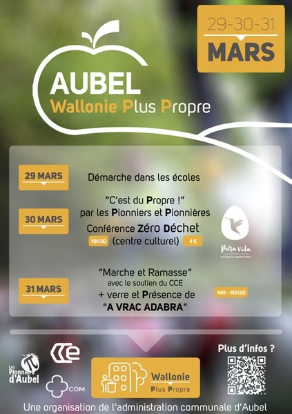 Aubel, Wallonie Plus Propre | ©