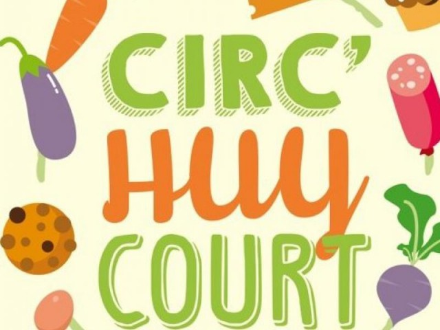 Circ'Huy Court - Huy - Affiche | ©