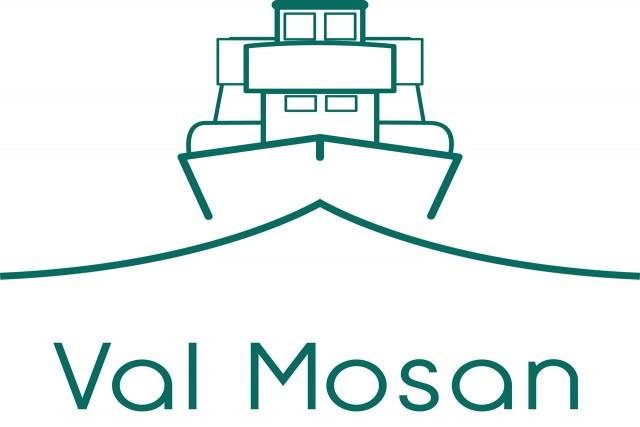 Bateau Val Mosan - Huy - Logo | ©