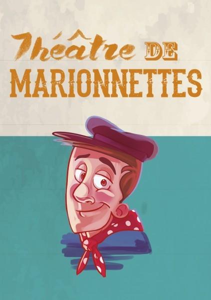 M.V.W. - Liège - Theatre de Marionnettes | © Musée de la Vie Wallonne