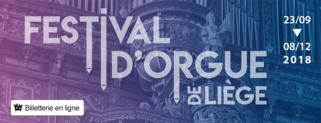 Liège - Festival d'orgue - Bannière | © Festival d'orgue de Liège