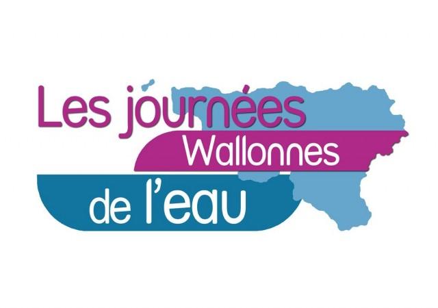 Les journées wallonnes de l'Eau - Logo | © Les journées wallonnes de l'Ea