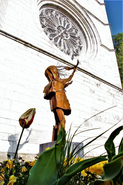 Septennales - Huy - Sculptures Kalbut | © Colguy