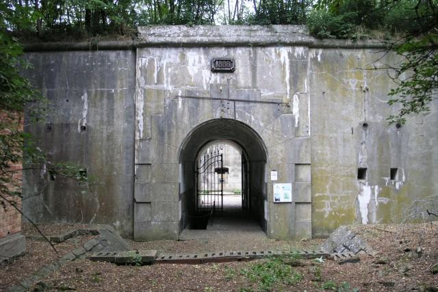 Fort Hollogne - Grâce-Hollogne - Poterne d'entrée | © Fort de Hollogne – Résimont