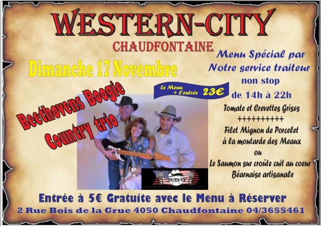 Après-midi country line dance et old time - Chaudfontaine