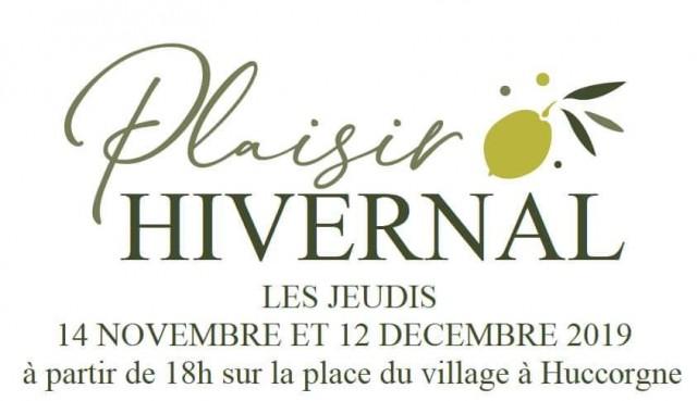 Plaisir Hivernal - Huccorgne - Affiche   ©