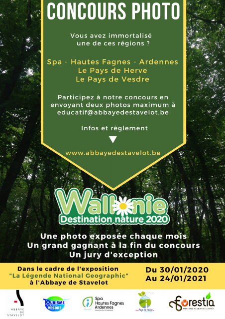 Affiche concours NG 2020   ©