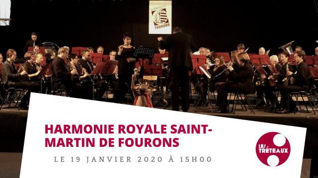 Concert du Nouvel An Visé | © Les Tréteaux