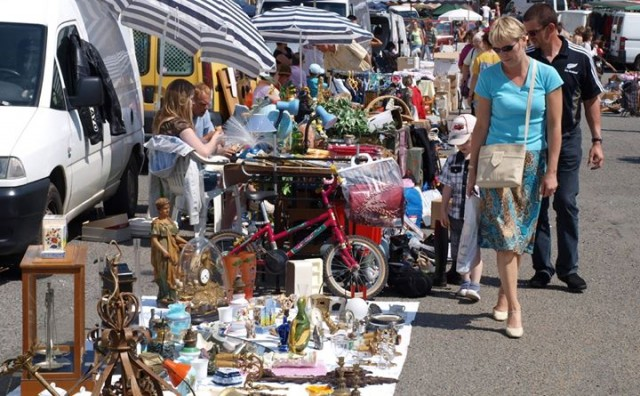 13 avril - brocante paques | © verviers