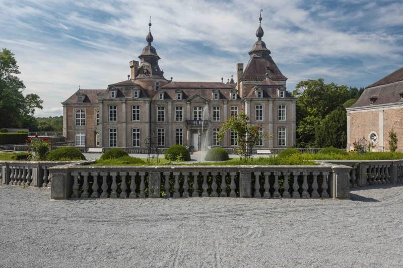 Domaine du Château de Modave - Extérieur - Vue lointaine