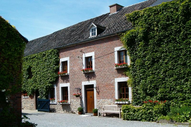 Gîte chez Charlemagne - Aubel - Façade