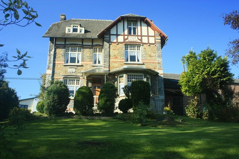 Villa Belle Epoque - Hamoir - Façade