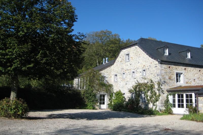 Gîte Al Pierîre - Theux - Façade