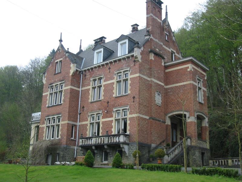 New Castle suite manoir