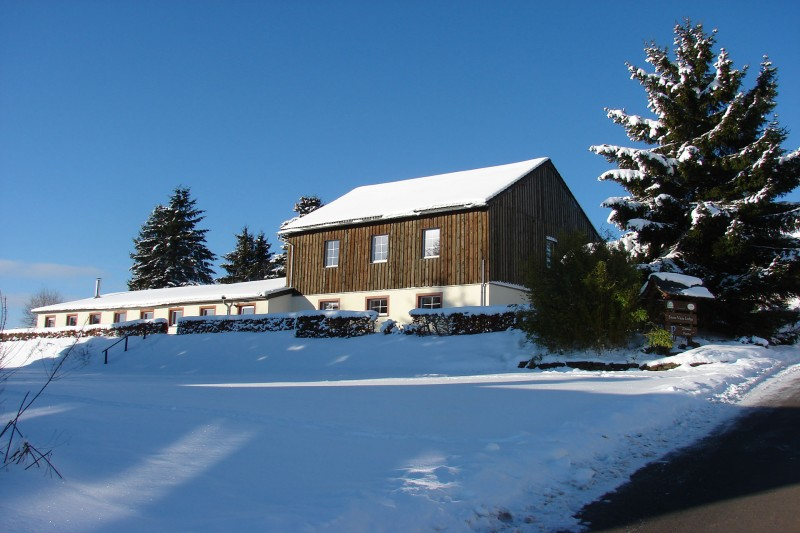 Snow View Lodge - Bullange - Façade