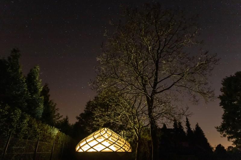 Le Chant des Etoiles - Bulle - Extérieur - Nuit