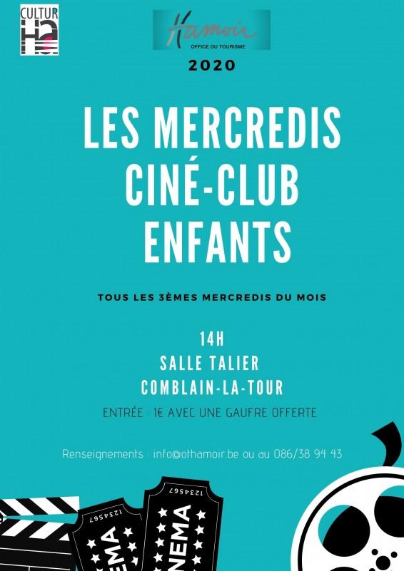 Ciné-Club Enfants ET. L'Extra-terrestre
