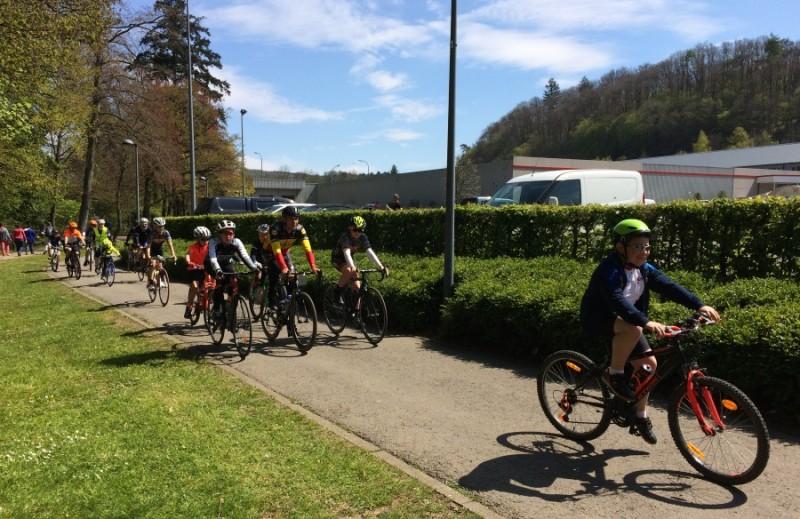 Randonnée cyclotouriste La Philippe Gilbert